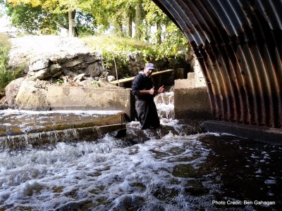 Central Street Fishway Restoration