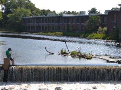 Ipswich Mills Dam Removal