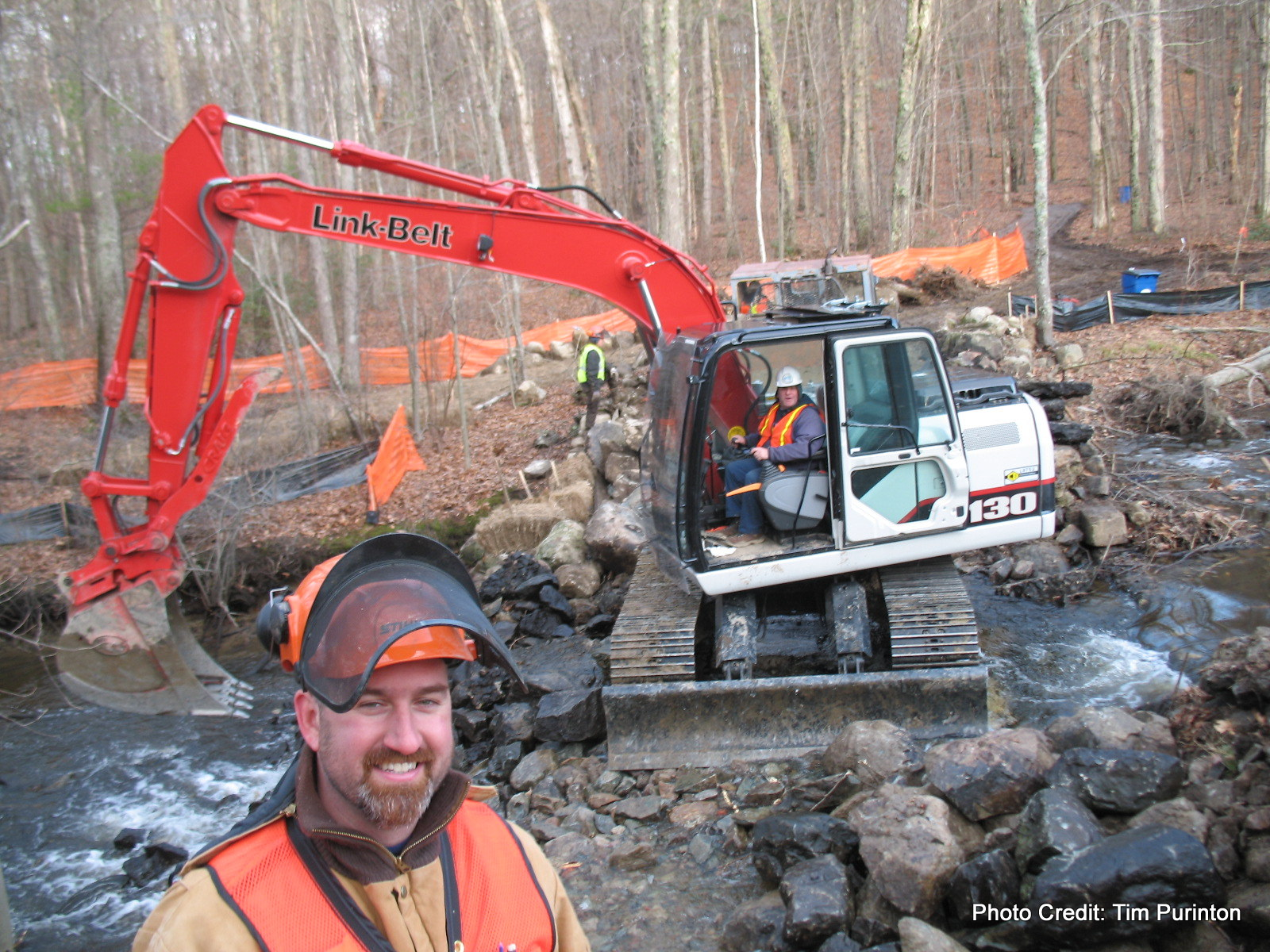 Ox Pasture Brook Dam Removal