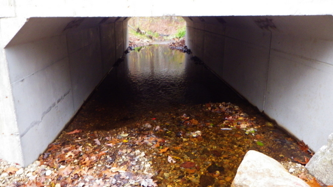 Main Street Boxford Culvert Replacement – Parker River