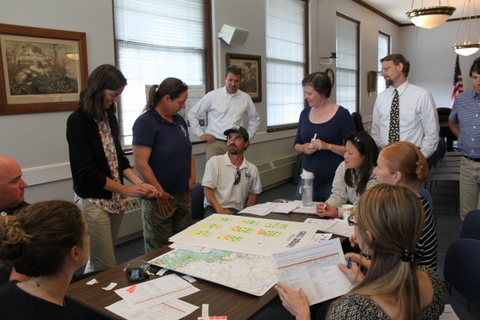 Great Marsh Resiliency Planning Project