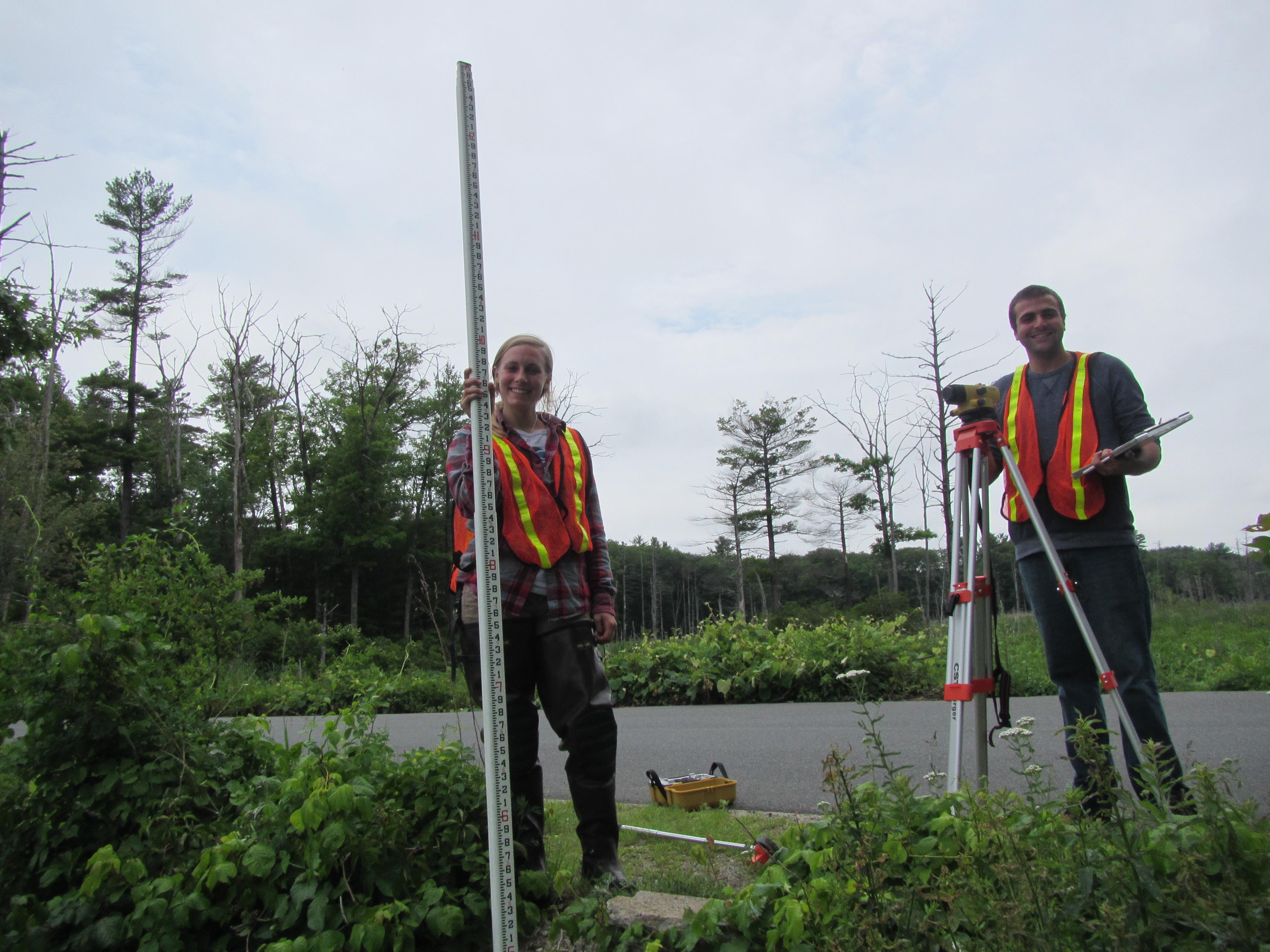 Great Marsh Barriers Assessment