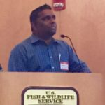 Bhaskaran Subramanian speaks about Maryland's Department of Natural Resources' green infrastructure initiatives.