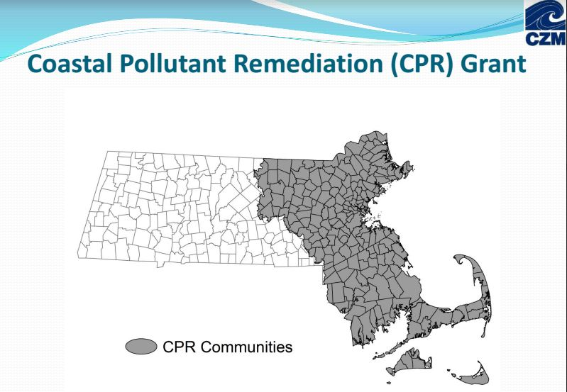 Coastal Pollutant Remediation Grant Program [Closes 5/25/2017]
